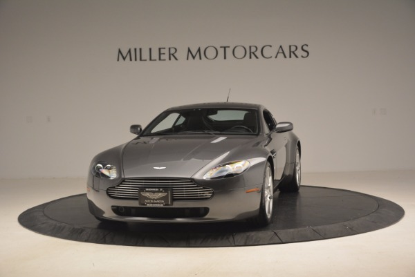 Used 2006 Aston Martin V8 Vantage Coupe for sale Sold at Alfa Romeo of Westport in Westport CT 06880 1