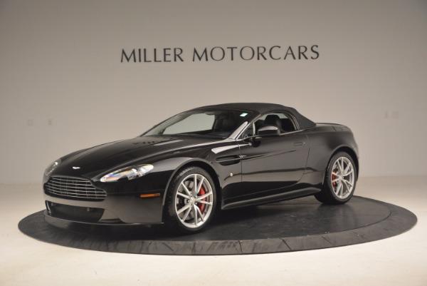 Used 2012 Aston Martin V8 Vantage S Roadster for sale Sold at Alfa Romeo of Westport in Westport CT 06880 14
