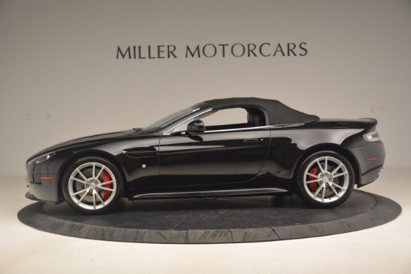 Used 2012 Aston Martin V8 Vantage S Roadster for sale Sold at Alfa Romeo of Westport in Westport CT 06880 15