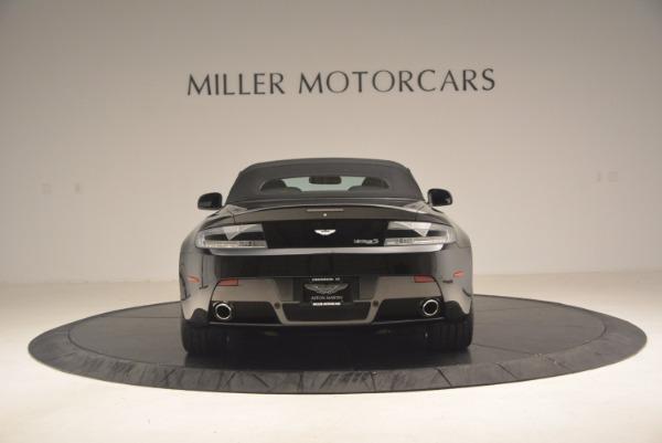 Used 2012 Aston Martin V8 Vantage S Roadster for sale Sold at Alfa Romeo of Westport in Westport CT 06880 18