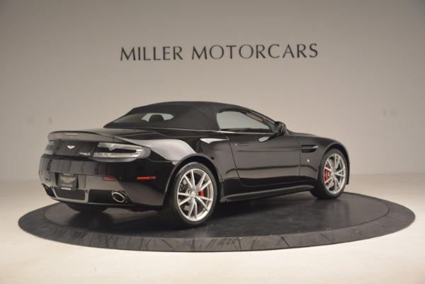 Used 2012 Aston Martin V8 Vantage S Roadster for sale Sold at Alfa Romeo of Westport in Westport CT 06880 20