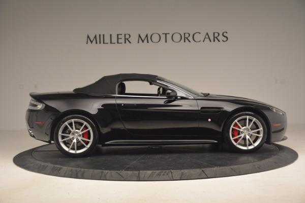 Used 2012 Aston Martin V8 Vantage S Roadster for sale Sold at Alfa Romeo of Westport in Westport CT 06880 21