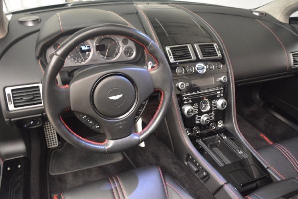 Used 2012 Aston Martin V8 Vantage S Roadster for sale Sold at Alfa Romeo of Westport in Westport CT 06880 26