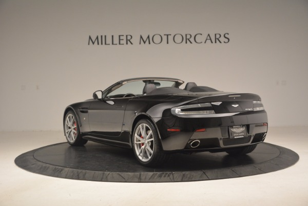 Used 2012 Aston Martin V8 Vantage S Roadster for sale Sold at Alfa Romeo of Westport in Westport CT 06880 5