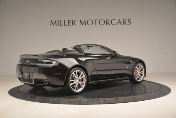 Used 2012 Aston Martin V8 Vantage S Roadster for sale Sold at Alfa Romeo of Westport in Westport CT 06880 8