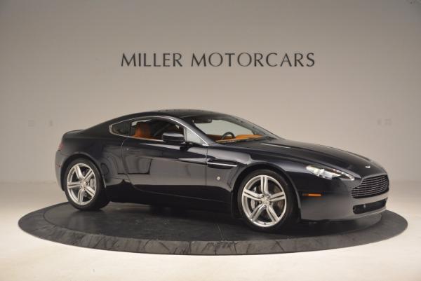Used 2009 Aston Martin V8 Vantage for sale Sold at Alfa Romeo of Westport in Westport CT 06880 10