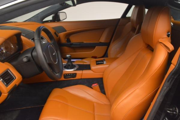 Used 2009 Aston Martin V8 Vantage for sale Sold at Alfa Romeo of Westport in Westport CT 06880 13