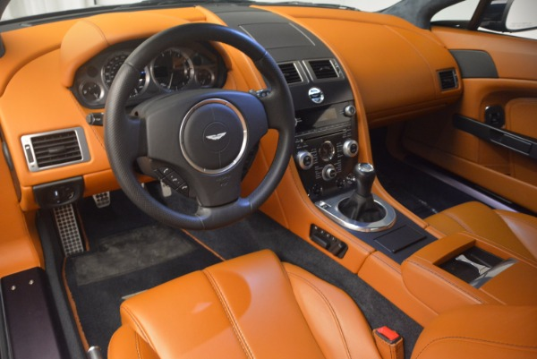 Used 2009 Aston Martin V8 Vantage for sale Sold at Alfa Romeo of Westport in Westport CT 06880 15