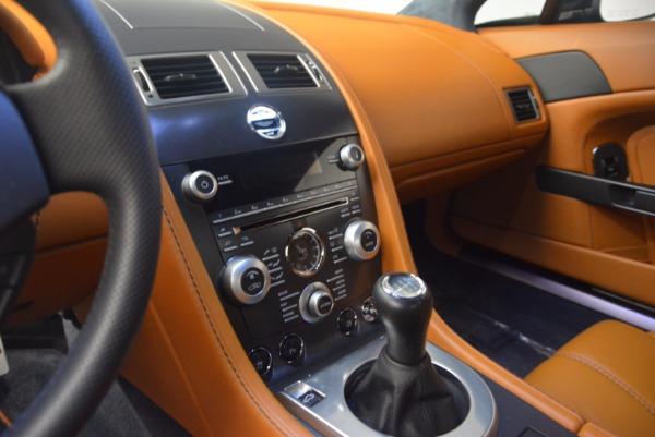 Used 2009 Aston Martin V8 Vantage for sale Sold at Alfa Romeo of Westport in Westport CT 06880 17