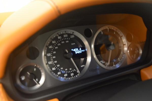 Used 2009 Aston Martin V8 Vantage for sale Sold at Alfa Romeo of Westport in Westport CT 06880 18