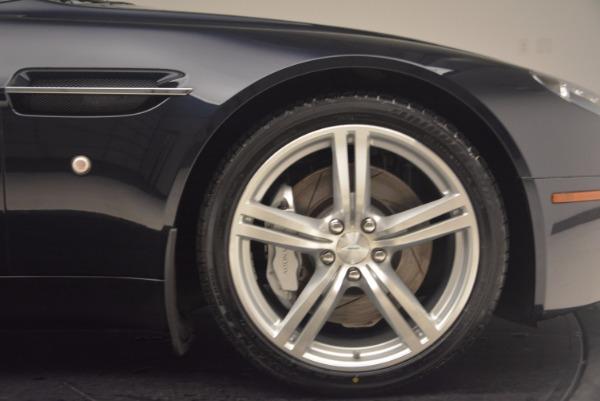 Used 2009 Aston Martin V8 Vantage for sale Sold at Alfa Romeo of Westport in Westport CT 06880 19