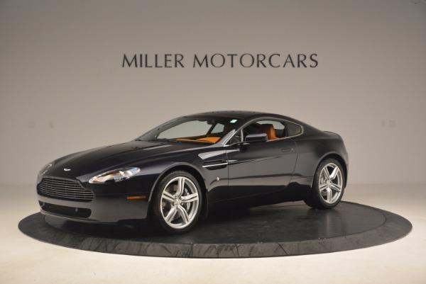 Used 2009 Aston Martin V8 Vantage for sale Sold at Alfa Romeo of Westport in Westport CT 06880 2