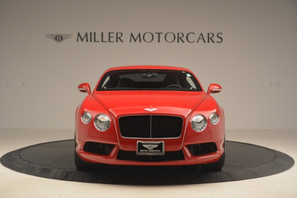 Used 2013 Bentley Continental GT V8 for sale Sold at Alfa Romeo of Westport in Westport CT 06880 12