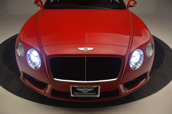 Used 2013 Bentley Continental GT V8 for sale Sold at Alfa Romeo of Westport in Westport CT 06880 15