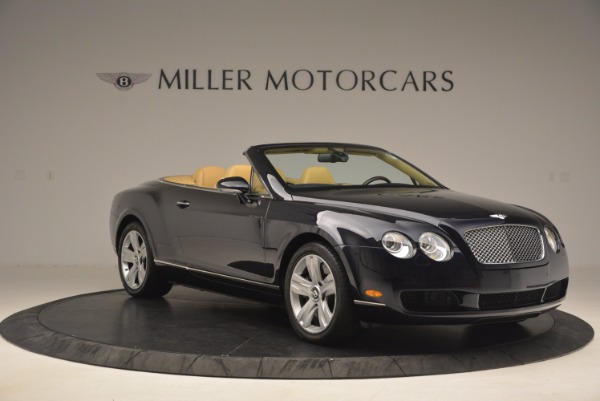 Used 2007 Bentley Continental GTC for sale Sold at Alfa Romeo of Westport in Westport CT 06880 11