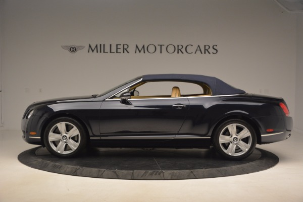Used 2007 Bentley Continental GTC for sale Sold at Alfa Romeo of Westport in Westport CT 06880 16