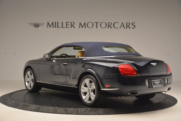 Used 2007 Bentley Continental GTC for sale Sold at Alfa Romeo of Westport in Westport CT 06880 18