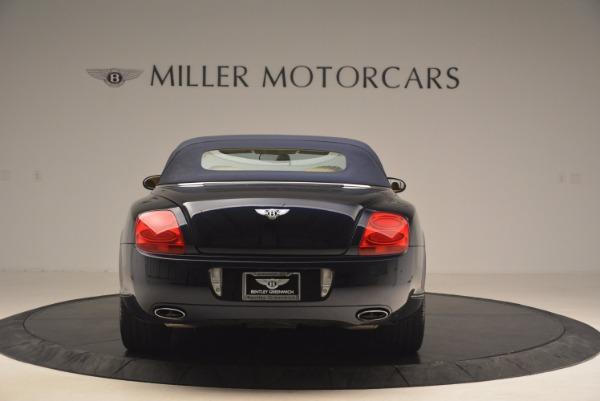 Used 2007 Bentley Continental GTC for sale Sold at Alfa Romeo of Westport in Westport CT 06880 19