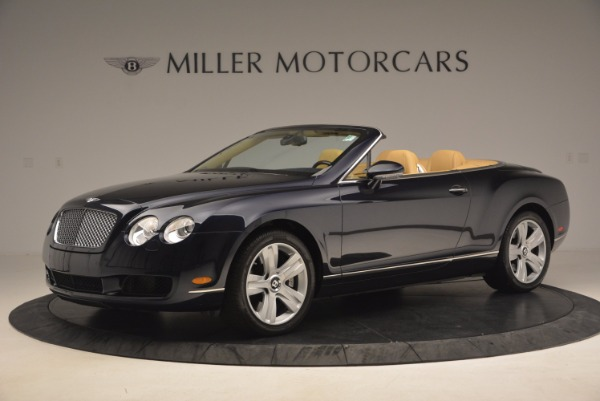 Used 2007 Bentley Continental GTC for sale Sold at Alfa Romeo of Westport in Westport CT 06880 2