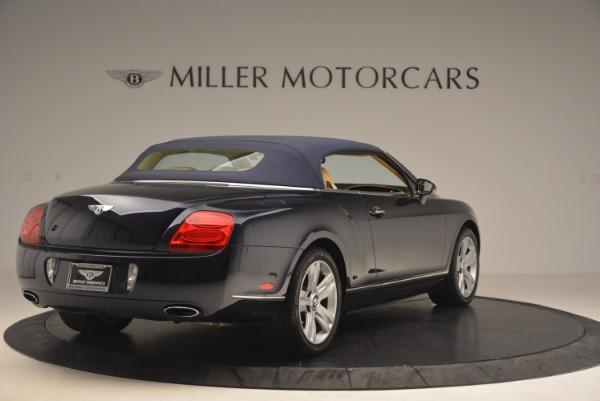Used 2007 Bentley Continental GTC for sale Sold at Alfa Romeo of Westport in Westport CT 06880 20