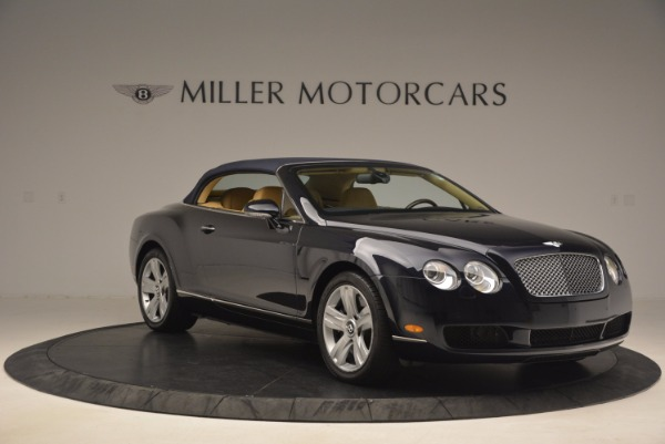 Used 2007 Bentley Continental GTC for sale Sold at Alfa Romeo of Westport in Westport CT 06880 25
