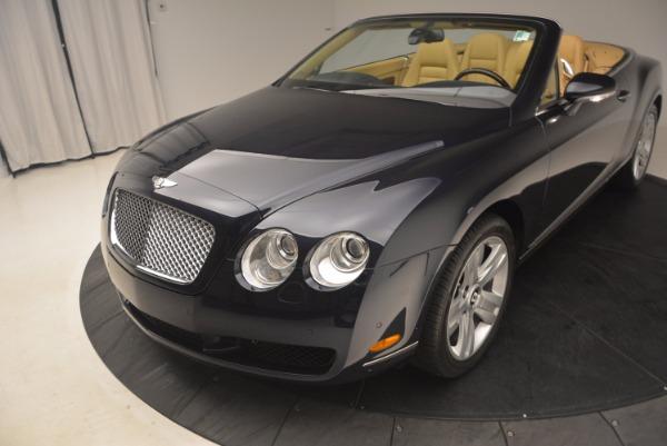Used 2007 Bentley Continental GTC for sale Sold at Alfa Romeo of Westport in Westport CT 06880 27