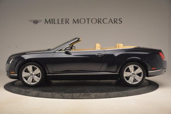 Used 2007 Bentley Continental GTC for sale Sold at Alfa Romeo of Westport in Westport CT 06880 3
