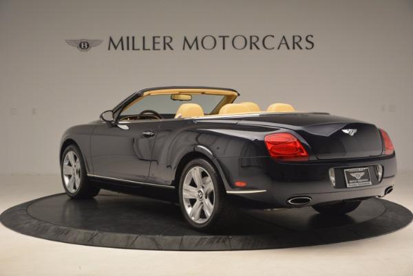 Used 2007 Bentley Continental GTC for sale Sold at Alfa Romeo of Westport in Westport CT 06880 5