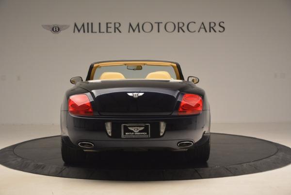 Used 2007 Bentley Continental GTC for sale Sold at Alfa Romeo of Westport in Westport CT 06880 6