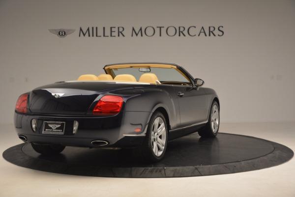 Used 2007 Bentley Continental GTC for sale Sold at Alfa Romeo of Westport in Westport CT 06880 7