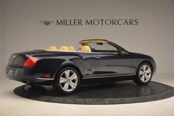 Used 2007 Bentley Continental GTC for sale Sold at Alfa Romeo of Westport in Westport CT 06880 8
