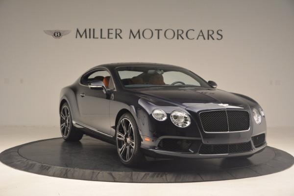 Used 2014 Bentley Continental GT V8 for sale Sold at Alfa Romeo of Westport in Westport CT 06880 11