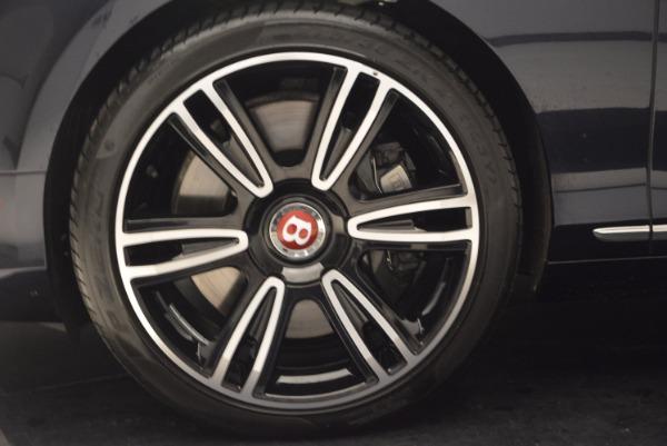 Used 2014 Bentley Continental GT V8 for sale Sold at Alfa Romeo of Westport in Westport CT 06880 16