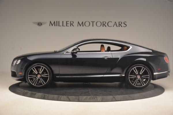 Used 2014 Bentley Continental GT V8 for sale Sold at Alfa Romeo of Westport in Westport CT 06880 3