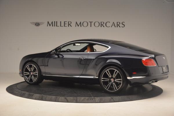 Used 2014 Bentley Continental GT V8 for sale Sold at Alfa Romeo of Westport in Westport CT 06880 4