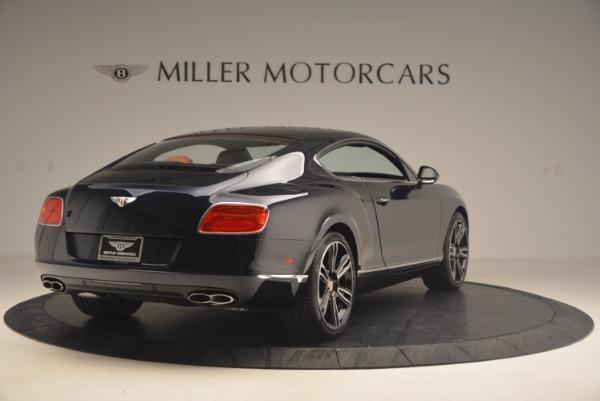 Used 2014 Bentley Continental GT V8 for sale Sold at Alfa Romeo of Westport in Westport CT 06880 7