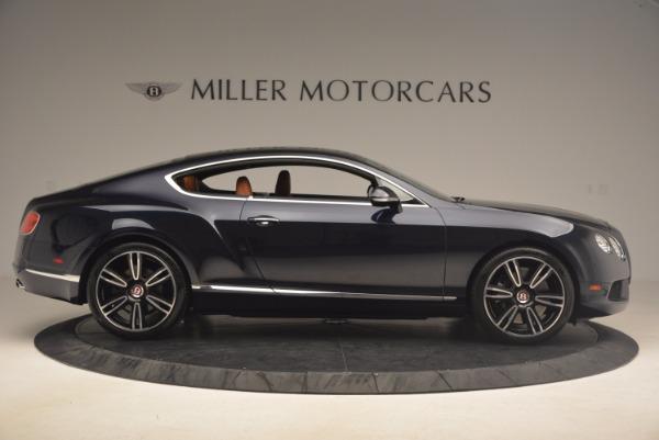 Used 2014 Bentley Continental GT V8 for sale Sold at Alfa Romeo of Westport in Westport CT 06880 9