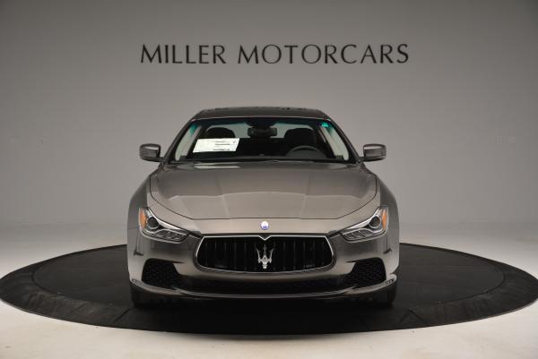Used 2015 Maserati Ghibli S Q4 for sale Sold at Alfa Romeo of Westport in Westport CT 06880 11