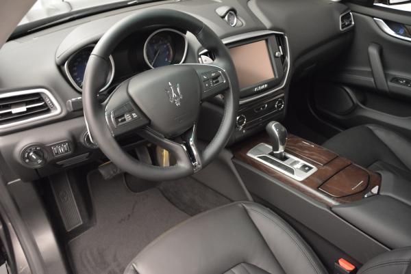 Used 2015 Maserati Ghibli S Q4 for sale Sold at Alfa Romeo of Westport in Westport CT 06880 12