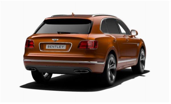 Used 2017 Bentley Bentayga for sale Sold at Alfa Romeo of Westport in Westport CT 06880 4