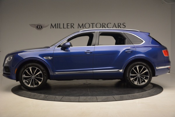 New 2017 Bentley Bentayga for sale Sold at Alfa Romeo of Westport in Westport CT 06880 3