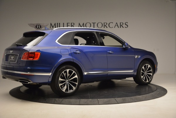 New 2017 Bentley Bentayga for sale Sold at Alfa Romeo of Westport in Westport CT 06880 8