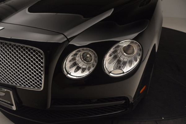 Used 2015 Bentley Flying Spur V8 for sale Sold at Alfa Romeo of Westport in Westport CT 06880 14