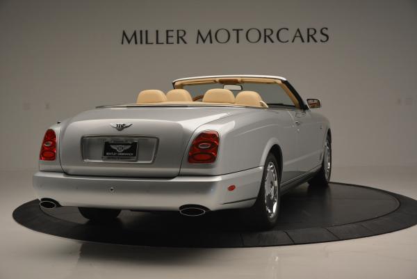 Used 2008 Bentley Azure for sale Sold at Alfa Romeo of Westport in Westport CT 06880 8