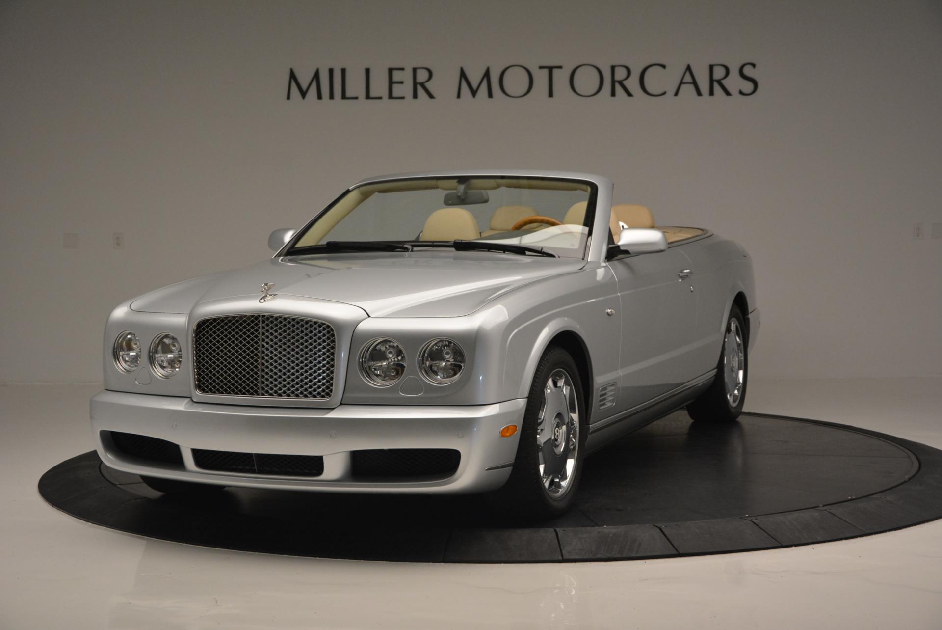 Used 2008 Bentley Azure for sale Sold at Alfa Romeo of Westport in Westport CT 06880 1