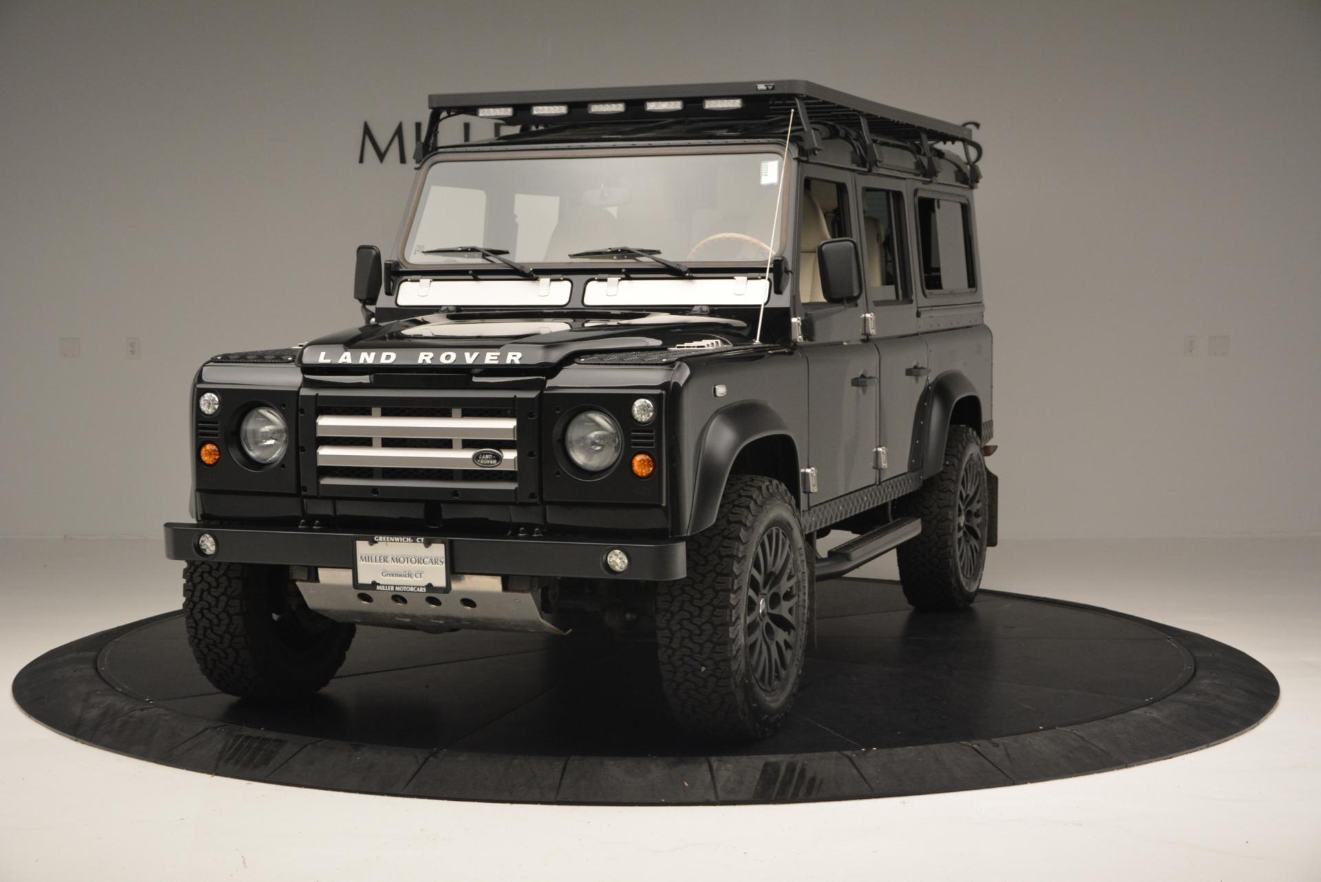 Used 1985 LAND ROVER Defender 110 for sale Sold at Alfa Romeo of Westport in Westport CT 06880 1