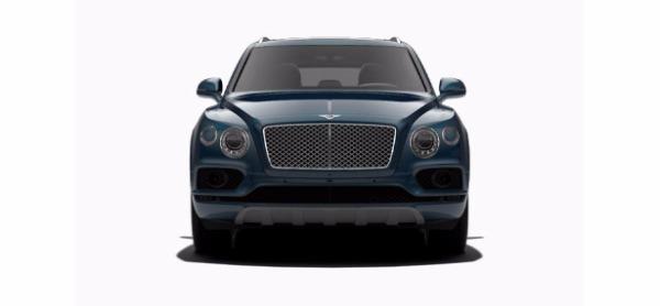 Used 2017 Bentley Bentayga W12 for sale Sold at Alfa Romeo of Westport in Westport CT 06880 2