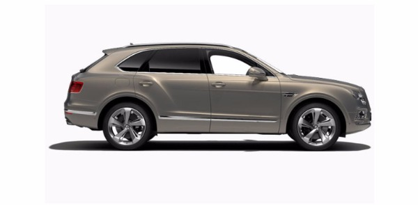 Used 2017 Bentley Bentayga W12 for sale Sold at Alfa Romeo of Westport in Westport CT 06880 3