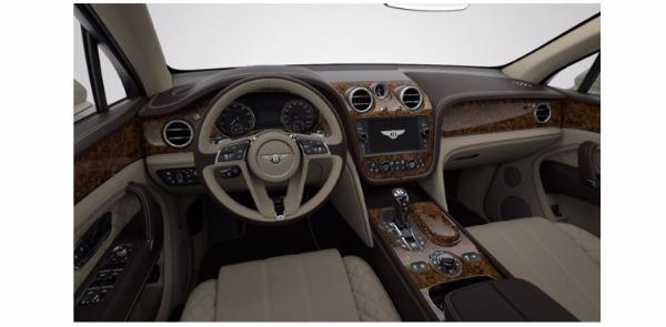 Used 2017 Bentley Bentayga W12 for sale Sold at Alfa Romeo of Westport in Westport CT 06880 9