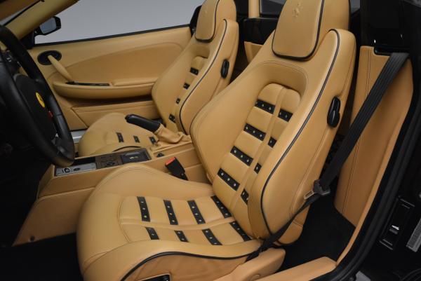Used 2005 Ferrari F430 Spider F1 for sale Sold at Alfa Romeo of Westport in Westport CT 06880 27